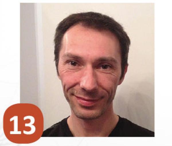 <b>Gary Leroux</b> 41 ans. Graphiste indépendant - 1410430755