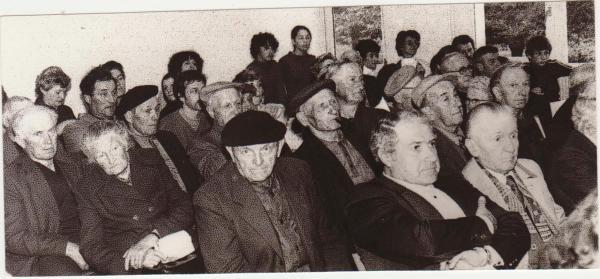 1979 : à la salle polyvalente