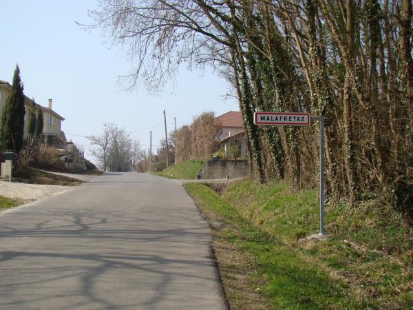route de la Ramillière