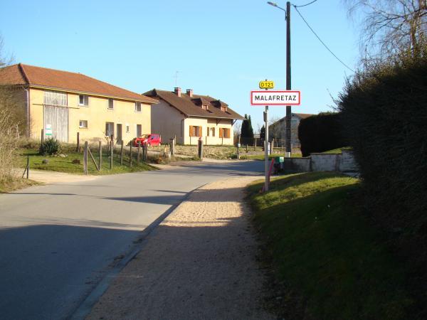 Ancienne entrée nord du village