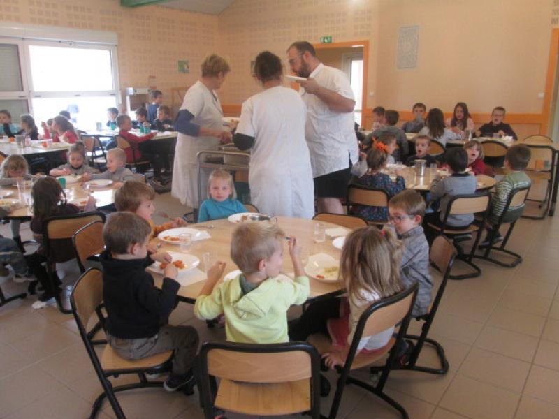 Service maternelle